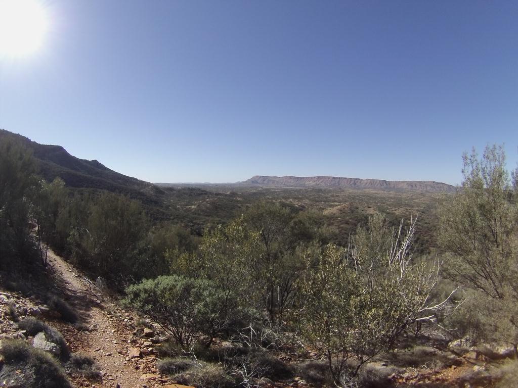 Hat Hill Saddle Walk