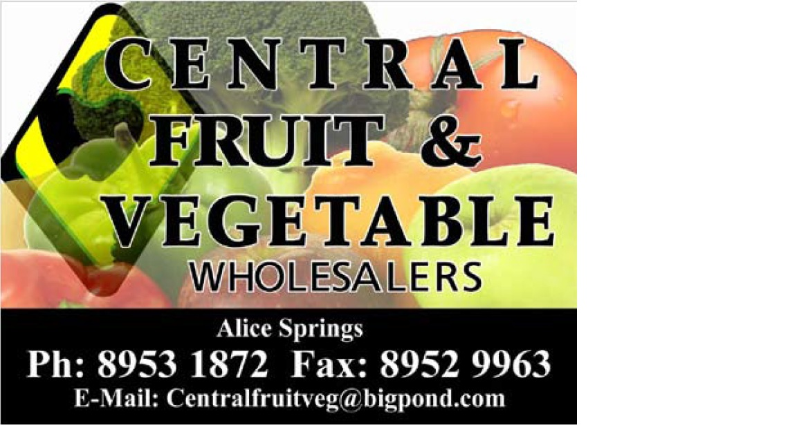 Central Fruit and Veg